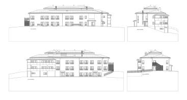 Kyyhkylän Kartanon lisämajoitusrakennus