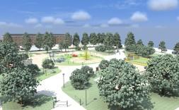 Toiminnallinen puisto, Vanha Varkaus